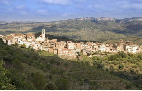 西班牙普里奥拉托葡萄酒产区
