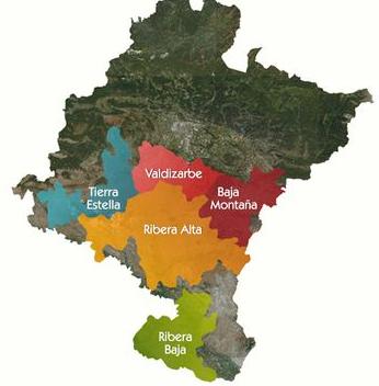 西班牙葡萄酒产区