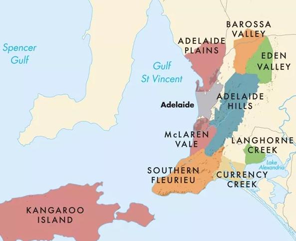 低调有实力,这个澳大利亚葡萄酒产区你不容错过