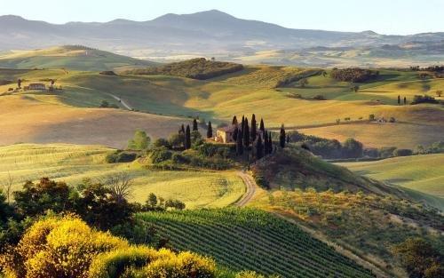托斯卡纳,意大利的葡萄酒圣地