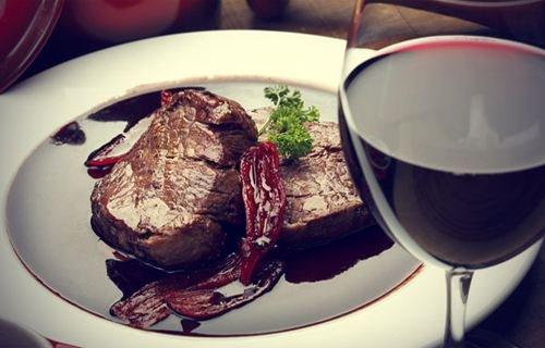 葡萄酒餐酒搭配