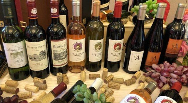 进口葡萄酒代理赚钱吗