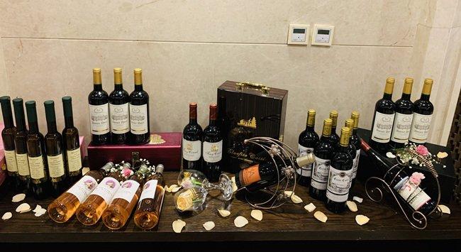 进口红酒品牌排行榜高不高