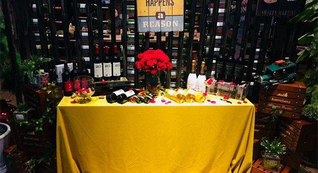 开个进口红酒品牌加盟店要多少钱