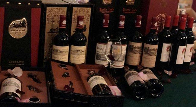红酒品牌专卖店加盟要多少钱