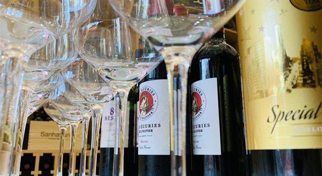 做葡萄酒代理加盟有前景吗