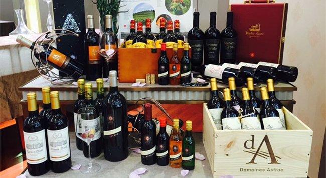 做进口葡萄酒代理生意有市场吗